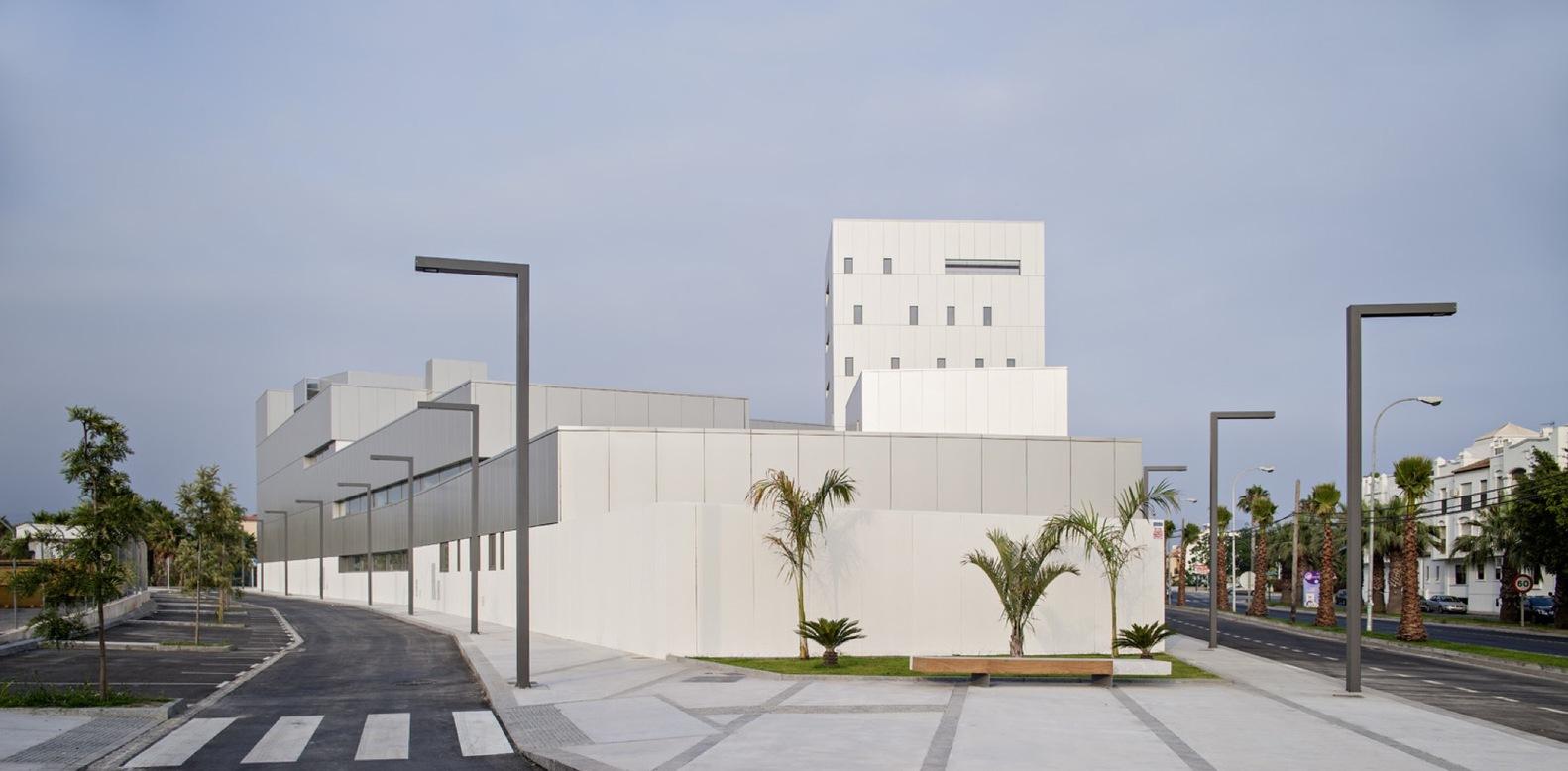 Edificio Congresos Motril