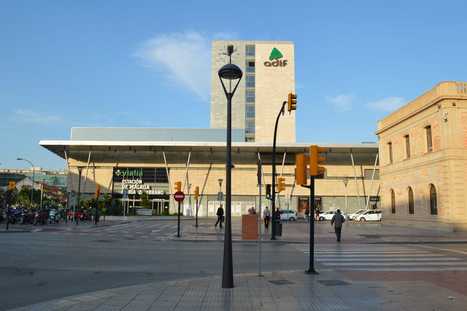 Estación María Zambrano
