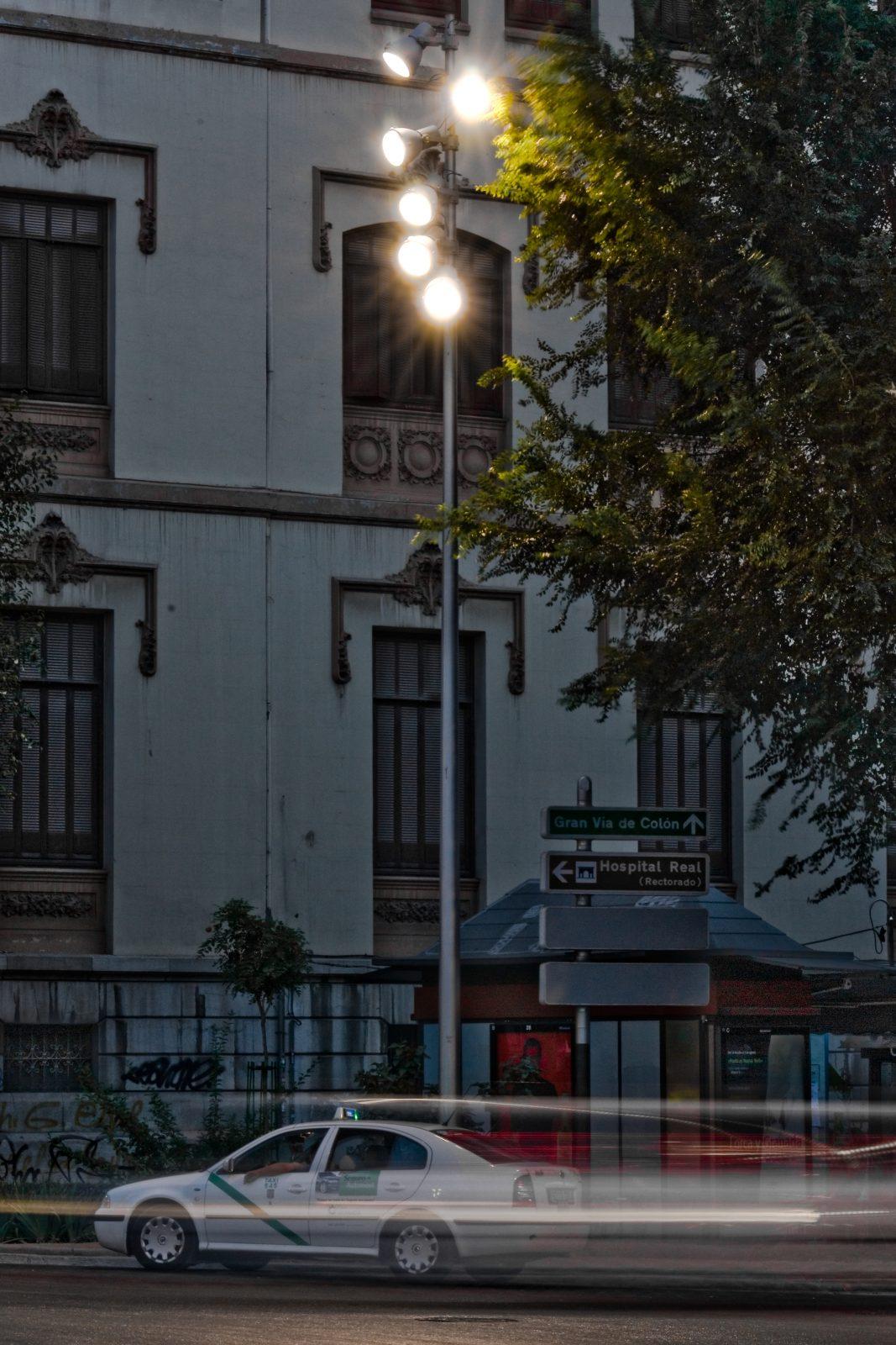Avenida de la Constitución | Granada